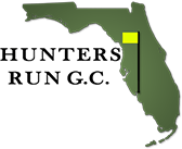 Hunters Run Executive Golf Course logo